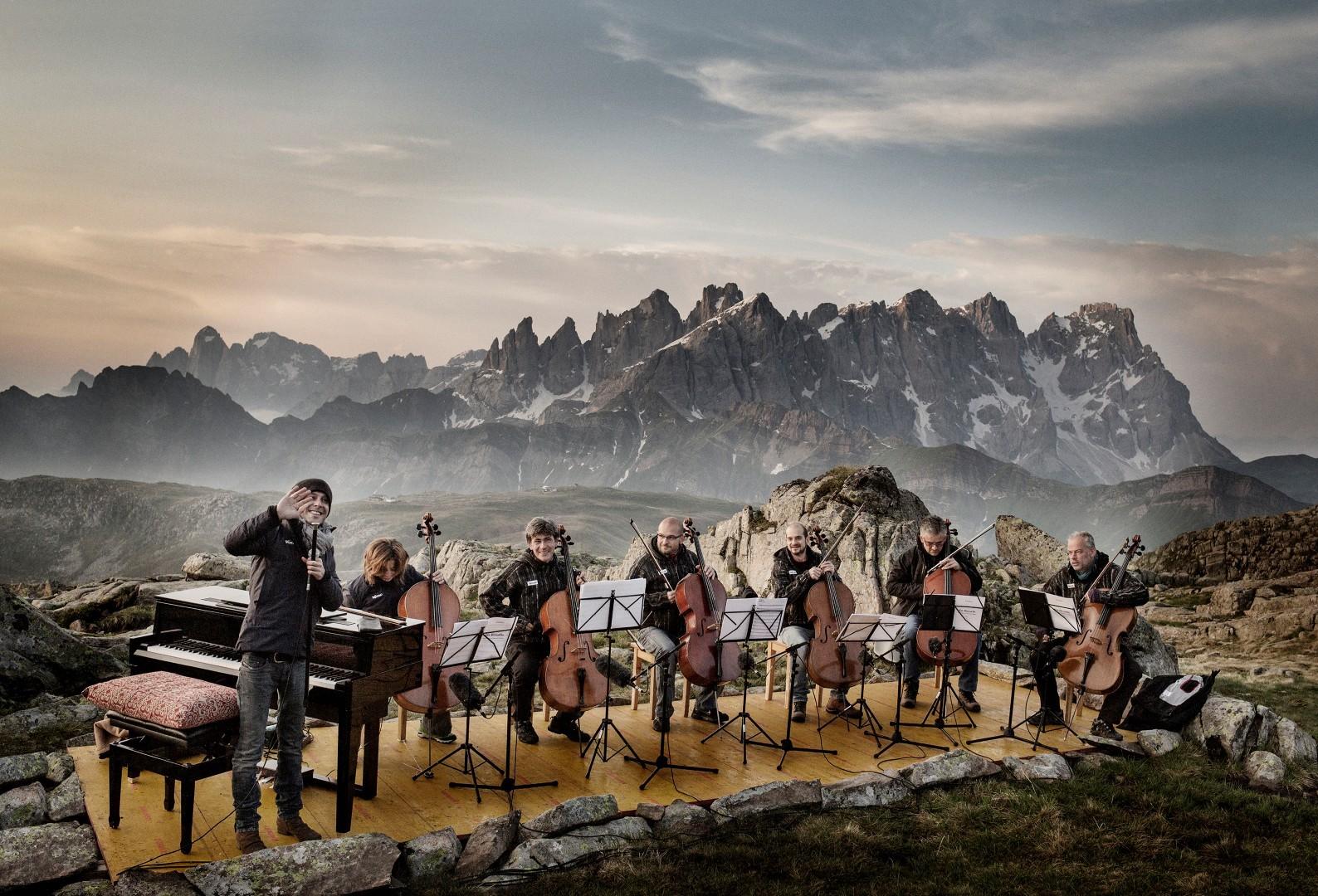 19d4b21e72da Trentino. La musica delle Dolomiti in uno scenario unico al Mondo