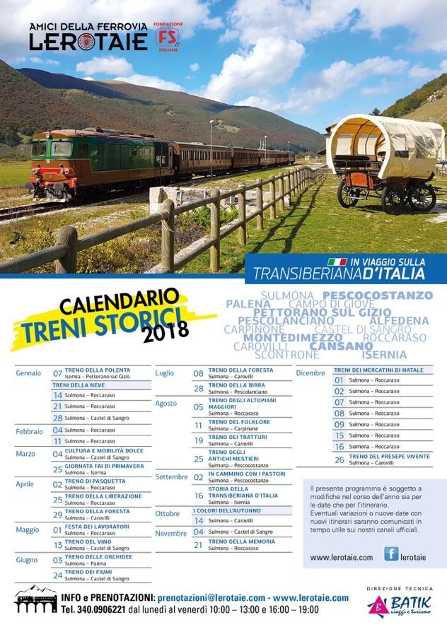 Transiberiana d'Abruzzo