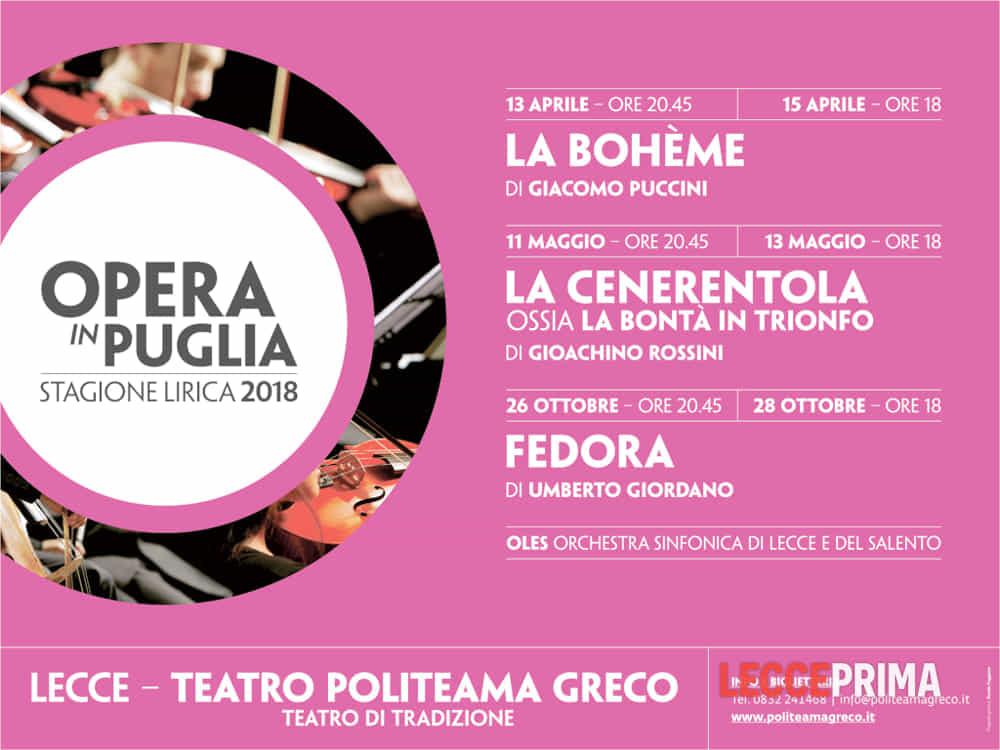 Opera prima in Puglia 2018