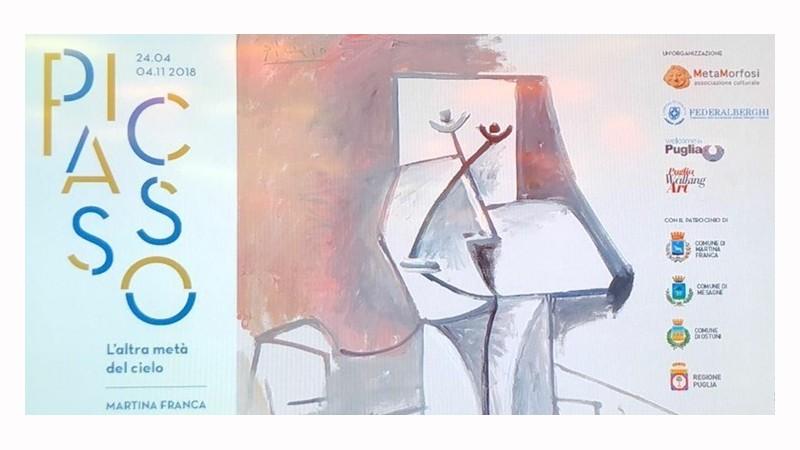 Mostra Picasso - L'altra metà del cielo