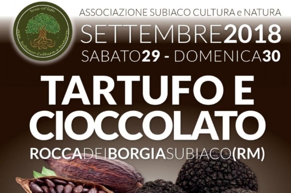 Eventi in Lazio. Tartufo e Cioccolato, è tempo di delizie nella Rocca di Subiaco
