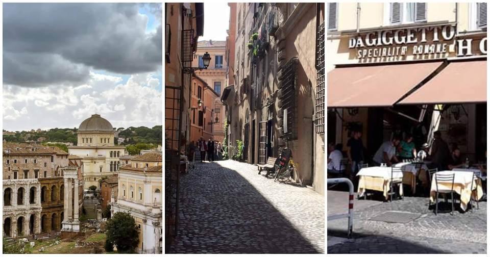 Il ghetto di roma un gioiello nascosto tra culture for Tradizioni di roma