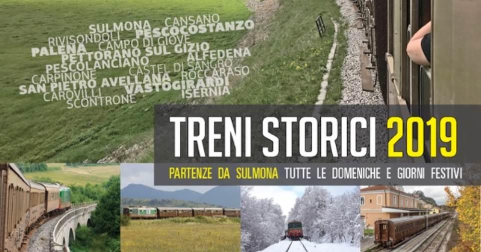 Transiberiana Dabruzzo Calendario 2020.Transiberiana D Italia Ecco Il Calendario Di Tutte Le