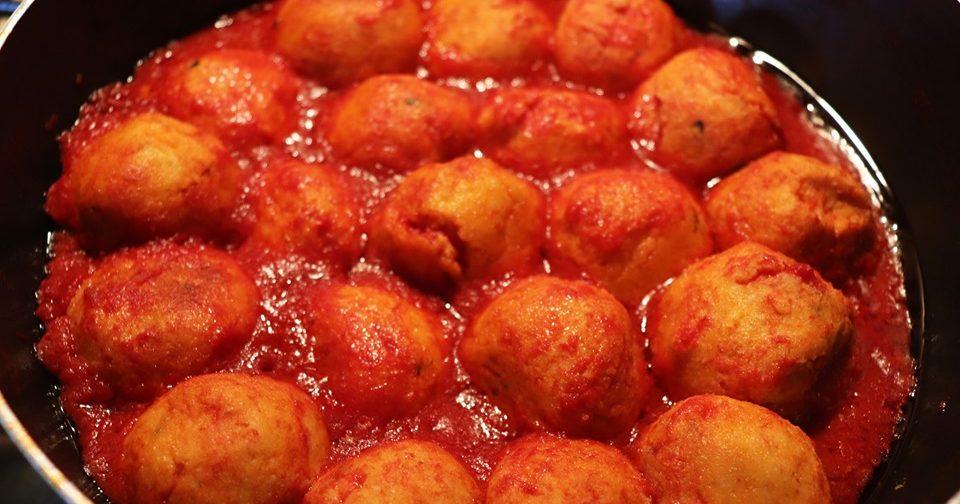 Hai gi gustato le pallotte cac e ov il piatto della for Piatto della cucina povera