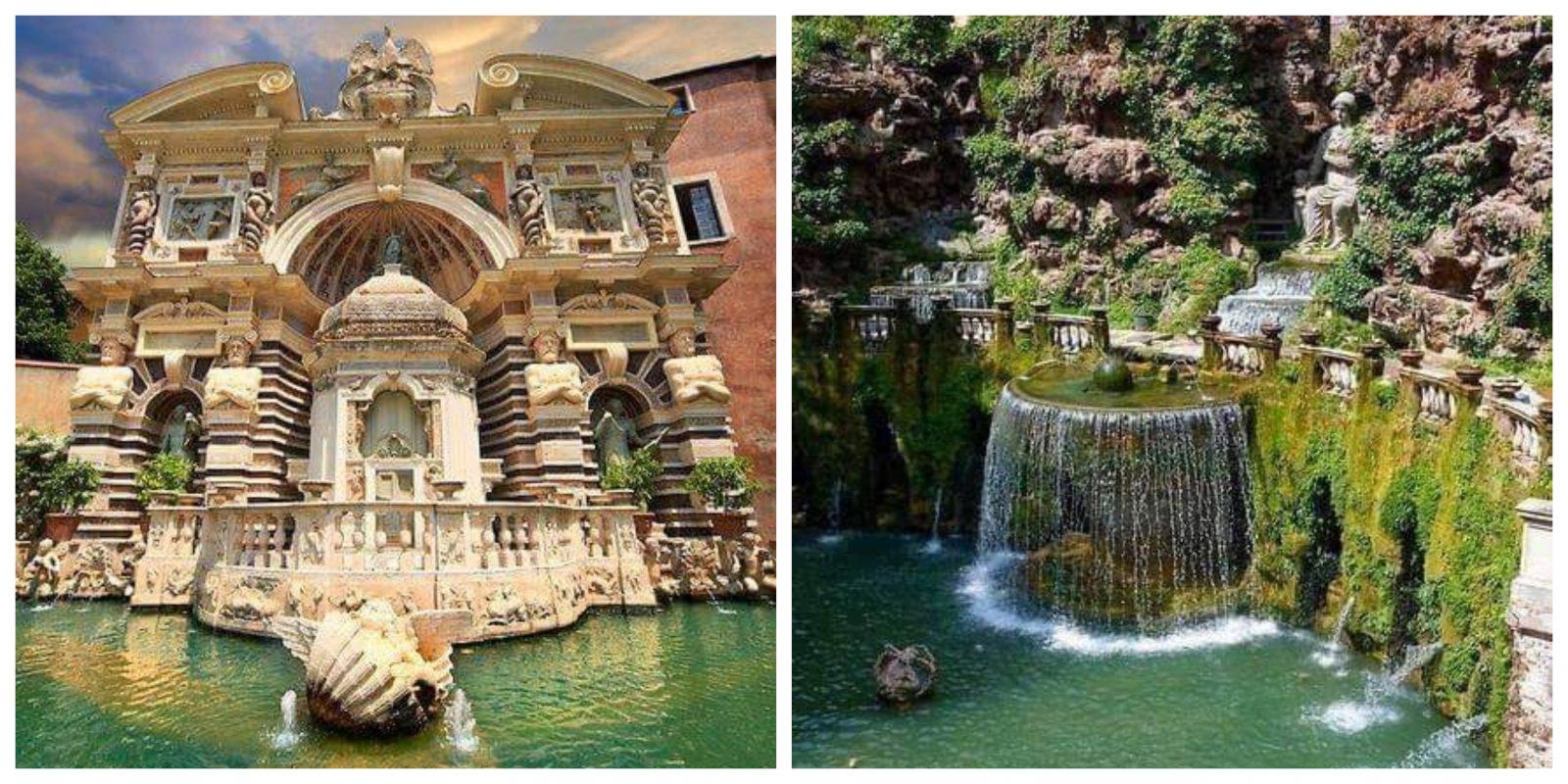 Giardini d'Italia. Hai mai visitato Villa d'Este, una delle più famose e visitate del Mondo?