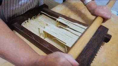 come fare gli spaghetti alla chitarra