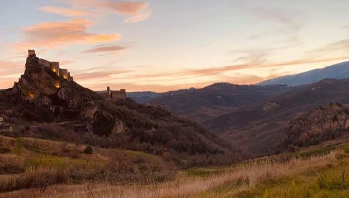 Castello di Roccascalegna | Foto di Michele Di Maria