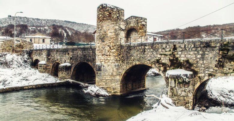 Video Abruzzo Hai Mai Visitato Il Ponte Romano Di Campana Il Primo Sul Fiume Aterno