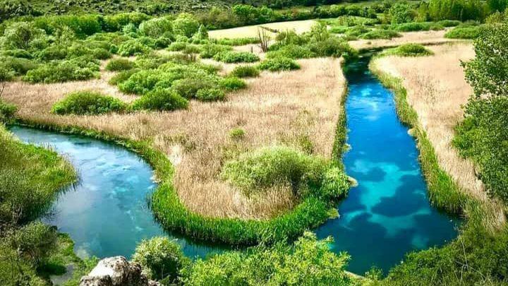 Vista del Fiume Tirino