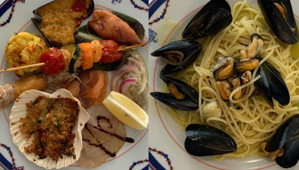 """L'Abruzzo in tavola con un """"must""""... Antipasto misto di ..."""