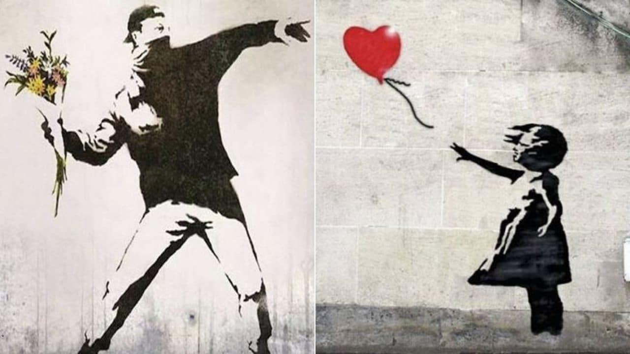 Arte a Roma. Banksy in mostra al Chiostro del Bramante, oltre 90 opere esposte