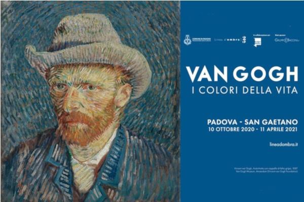 """Mostre. Van Gogh e """"I colori della vita"""", oltre novanta opere in mostra"""