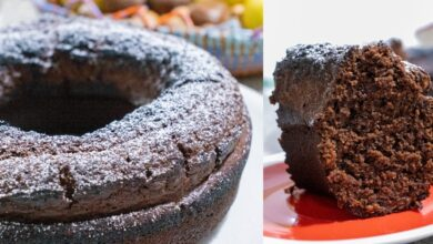 Soft Cocoa Ciambellone is a quick and easy preparation that will please both adults and children. The soft Cocoa Donut is perfect to accompany both breakfasts and snacks and in this recipe an ingredient will be added that will make it even tastier, dark chocolate!
