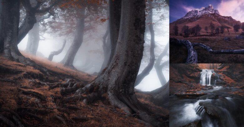 Come in un film, l'Autunno da favola nel Parco Nazional del Gran Sasso e dei Monti della Laga