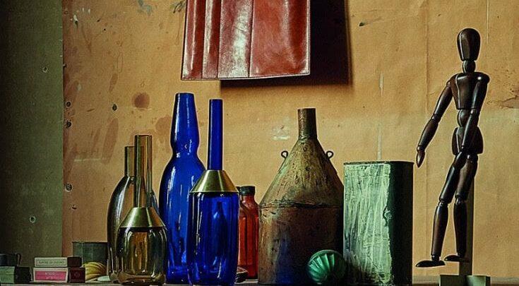 Oggetti d'Autore: Omaggio a Morandi