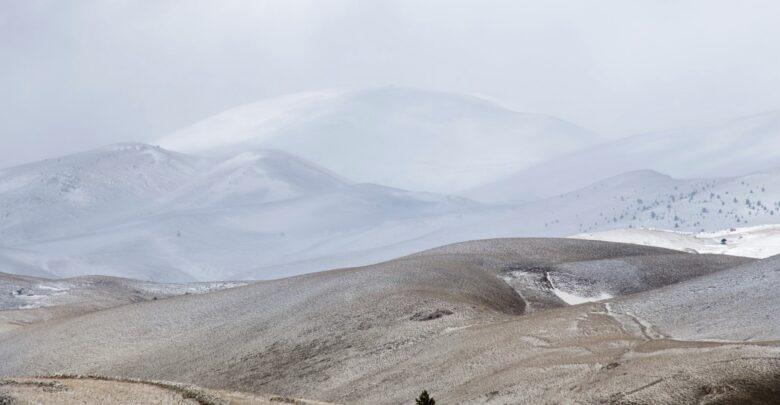 neve gran sasso