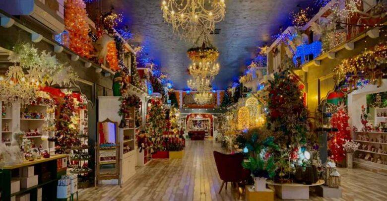 Villaggio di Babbo Natale a Vetralla