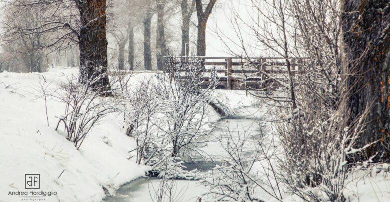 neve altopiano delle rocche