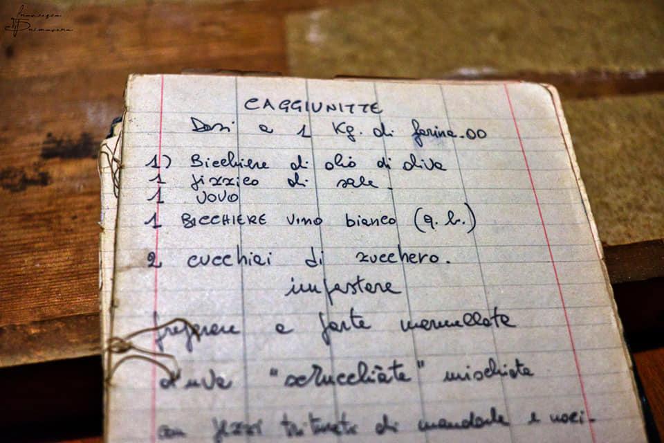 ricetta antica come fare i caggionetti francesca primavera