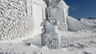 campo imperatore angelo ghiacciato iri neroni