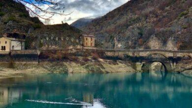 lago di san domenico villalago abruzzo