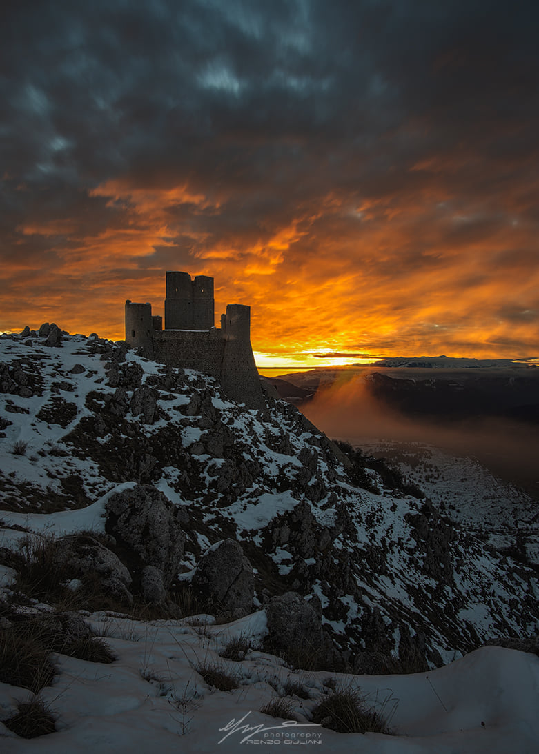 alba a rocca calascio