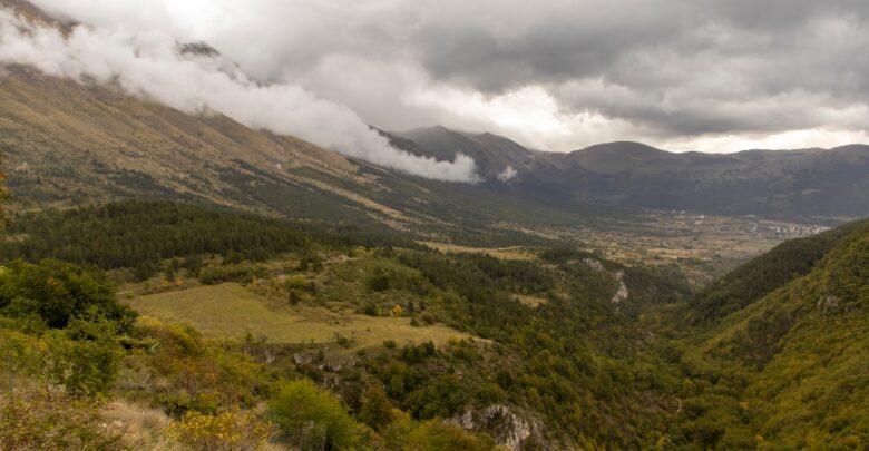 Valle del Vasto