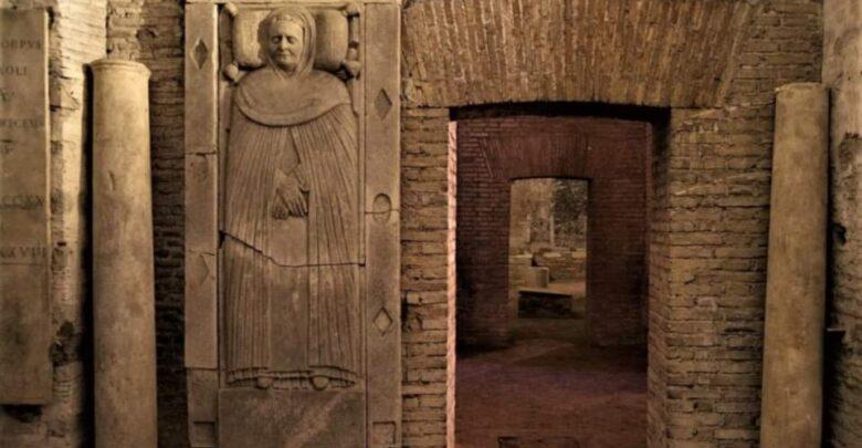Eventi in Lazio. Visita alla Roma Sotterranea: San Martino ai Monti (dal vivo)