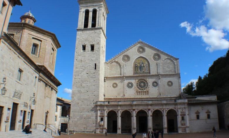 Hai già visitato la Cattedrale di Santa Maria Assunta di Spoleto?
