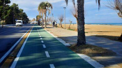 La pista ciclabile di Montesilvano, 11km di bellezza sulla spiaggia e il mare