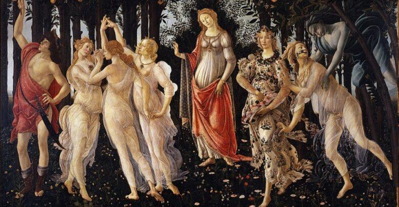 """Video / Dalla Galleria degli Uffizi, alla scoperta dell'allegoria della """"Primavera"""" di Botticelli"""