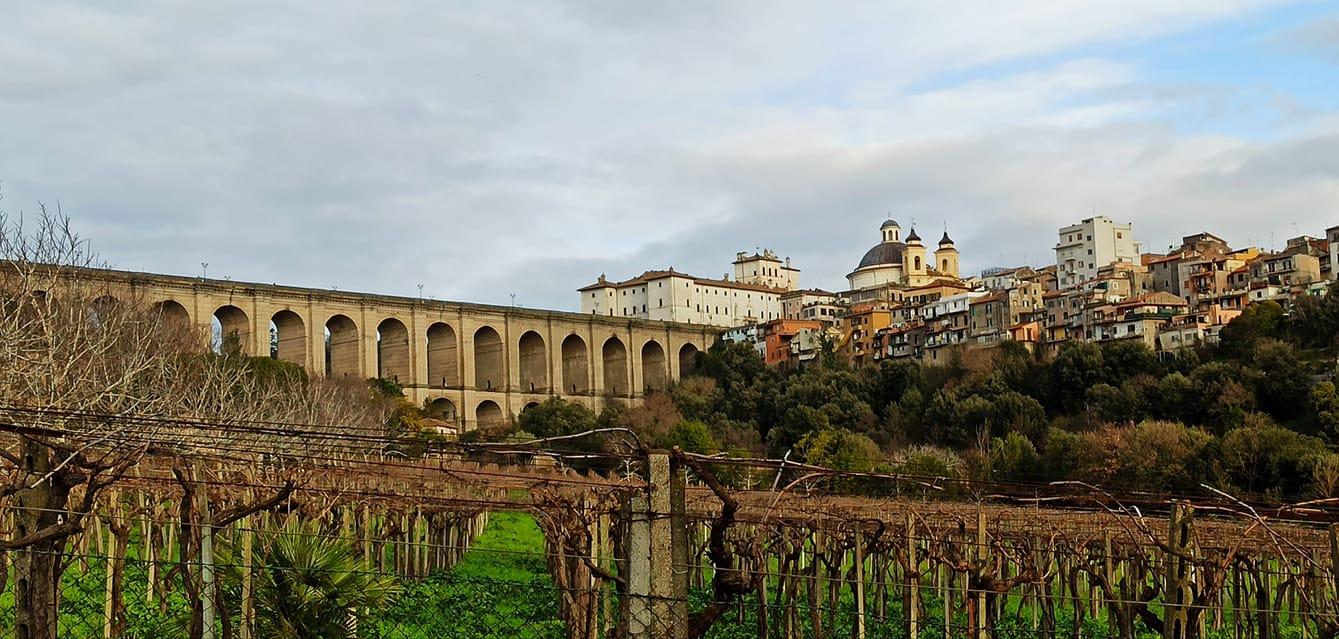 Il Ponte di Ariccia e Ariccia (Roma) il paese della Porchetta IGP