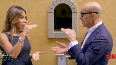 cnn stanley tucci searching for italy