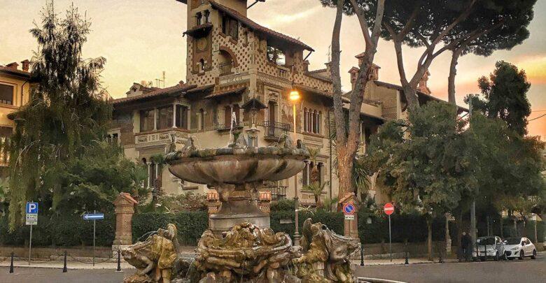 Eventi a Roma. Architetture simboliche dal Quartiere Coppedè a Villa Torlonia
