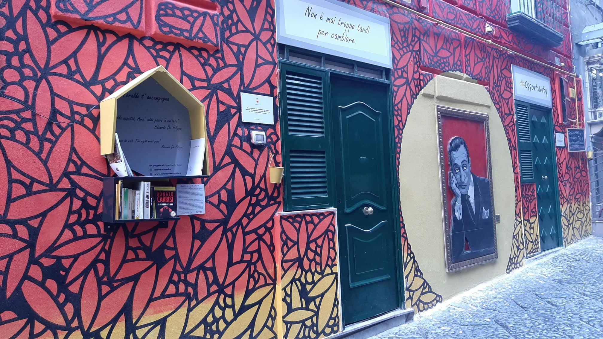 Eventi a Napoli. Street Art Culture Tour nel Rione Sanità