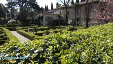 Come fare per visitare il Giardino degli Aranci che si affaccia sul Tevere? / Video