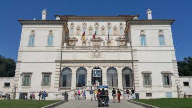 Come fare per vistare la Galleria Borghese a Roma? Orari, Costi e modalità di Prenotazione