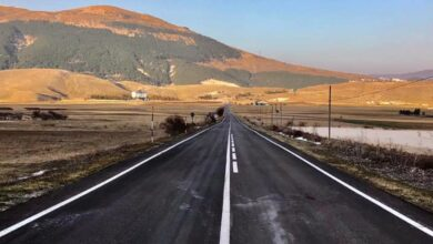 Hai già viaggiato sul bellissimo Altopiano delle Cinque Miglia in Abruzzo? / Video