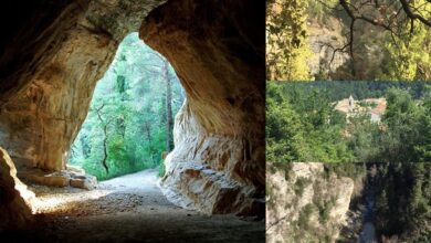 Hai già visitato la Grotta Scura sulla selvaggia valle del fiume Orta