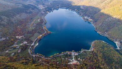 Il Lago di Scanno, è davvero uno dei cuori più belli d'Abruzzo. Ci siete già stati