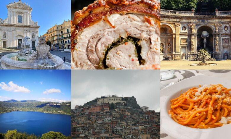 Le 6 cose che ti consigliamo di fare ai Castelli Romani. Cibo, natura e borghi antichi