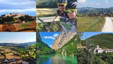 Bike Gal Flaminia Cesano, 4 percorsi cicloturistici per scoprire il cuore delle Marche a ritmo lento