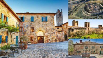 """Conosci Monteriggioni, il Borgo Medievale sulla Via Francigena rimasto """"fermo nel tempo""""? / Video"""