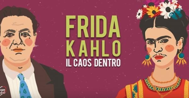 Eventi a Napoli. Frida Kahlo - Il Caos Dentro. Prenota il tuo ingresso alla mostra