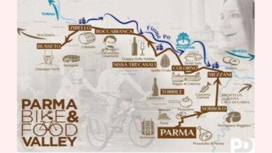Food Valley Bike, la pista ciclabile da Parma a Busseto. Scopri tutte le tappe da... mangiare!