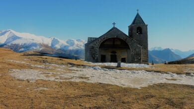 Hai già visitato il Passo San Lucio nelle Prealpi Luganesi?