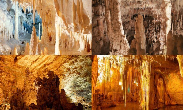 Hai già visitato le Grotte più Spettacolari tra Abruzzo, Puglia e Marche?