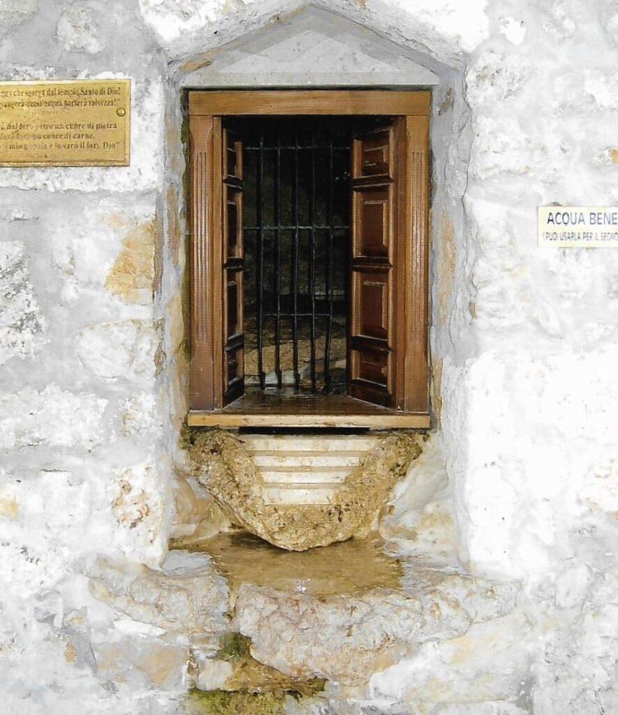 Lazio. Come fare per visitare il Santuario della SS. Trinità a Vallepietra