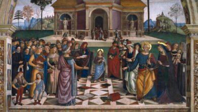 Sai dove si trova la Cappella Baglioni che costudisce un ciclo di affreschi di Pinturicchio_