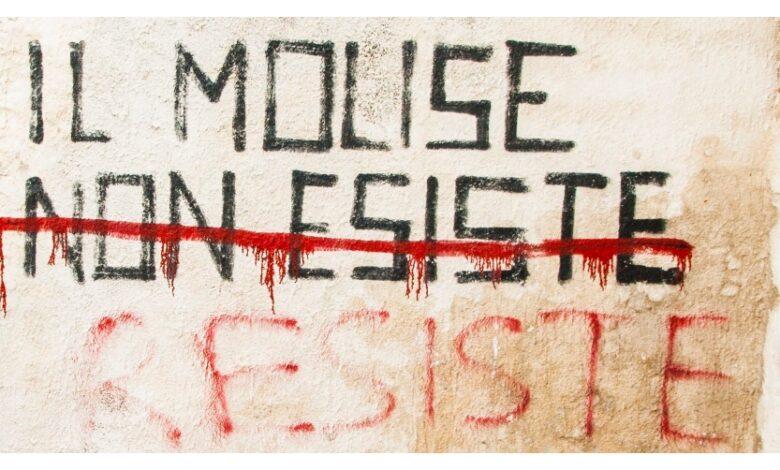 """Come fare per vedere la famosa scritta """"Il Molise (non esiste) resiste""""?"""